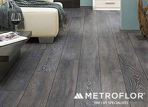 Metroflor Luxury Vinyl Flooring offers high quality at an unbeatable price!